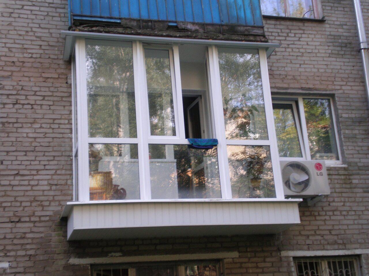 Остекление балконов пластиком. - остекление - каталог статей.